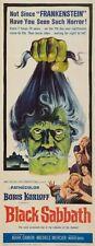 Black Sabbath 14x36 Insert Movie Poster Replica