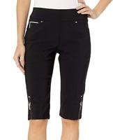 "Jamie Sadock Skinnylicious Women's Stretch 24"" Knee Shorts 13926 Size 2"