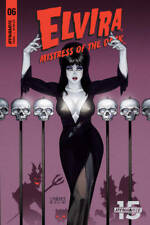 Elvira Mistress of the Dark (Dynamite) #6 Variant Cover A 2019