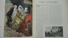 The Sudio An Illustrated Magazine of Fine and Applied Art ,Vol.16.    1899