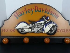 Harley Davidson Coat Rack by Indian Handicrafts