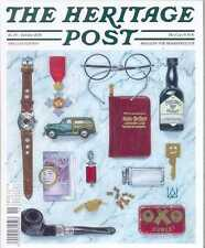 The Heritage Post - Issue 19 / October 2016 (NEW)*Post included to UK/Europe/USA