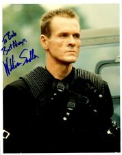 WILLIAM SADLER In-person Signed Photo - The Shawshank Redemption