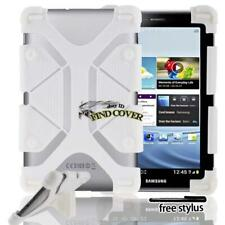 Silicone Stand Cover Case For Samsung Galaxy Tab 2/3/4 / Tab A / TabS