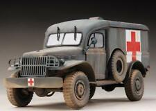 Award Winner Built Italeri 1/35 Dodge WC54 Military Ambulance +Interior