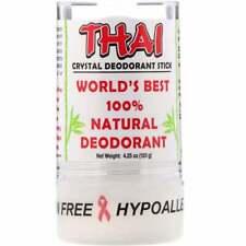 Thai Deodorant Stone Thai Crystal Deodorant Stick 4.25 oz Stick(S)