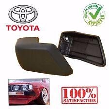 Toyota Corolla KE70 KE72 TE70 REAR Bumper Corner Guard TE71 Pair End Cap