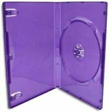 Vision Media 10 X Xbox 360 Kinect Transparent Purple Case