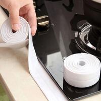 Waterproof  Tape Self-adhesive Kitchen Bathroom Wall Sealing Tape Sticker 1 Roll