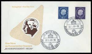 Berlin Nr. 185-86 FDC (1720011848)