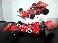 1/18 March 711 #26 Niki Lauda GP Österreich 1971 Spark 18S228 TOPNEUHEIT !!