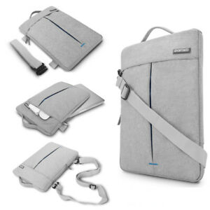 """11"""" 12"""" 13"""" 15"""" 17"""" Laptop Soft Shoulder Hand Bag carry case Pouch Sleeve Cover"""