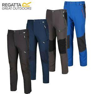 Regatta Questra II Mens Stretch Softshell Golf Walking Hiking Trousers RRP £80