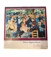 "750 Piece Renoir Puzzle, ""Ball at the Moulin de la Galette"" NEW In Box"