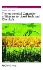RSC Energy and Environment Ser.: Thermochemical Conversion of Biomass to...