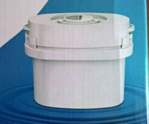 Oval Water Filter Cartridges, 6 Pack Fits Aqua Optima Evolve, Brita Maxtra