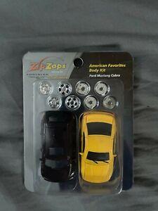 Radioshack ZipZaps American Favorites Body Kit PT Cruiser & Ford Mustang Cobra
