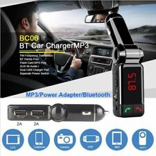 Car FM Transmitters with LCD Display