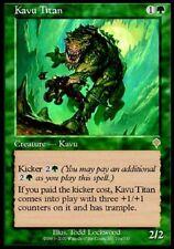 MTG Magic - (R) Invasion - Kavu Titan - SP
