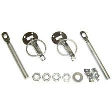 Bonnet Pin Kit Stainless Steel Pair Race Rally Design RD1901