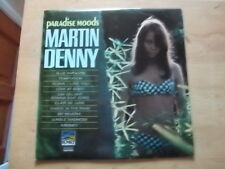 LP-Martin Denny-Paradise moods