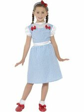 Country Girl Dorothy Wizard of Oz Size Small 4 - 6 Girls Costume