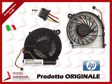 Ventola Processore Cooling Fan CPU per Notebook HP 606609-001 646578-001 3 Pin