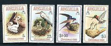 Mint Never Hinged/MNH Birds Anguillan Stamps