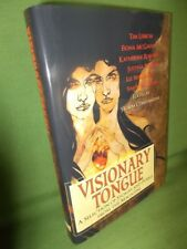 STORM CONSTANTINE (EDITOR) VISIONARY TONGUE **SIGNED NUMBERED LIMITED** HB 2017