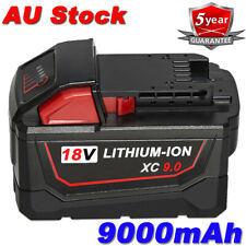 for Milwaukee M12 Lithium 12v Battery M12b2 48-11-2440 48-11-2401 1pack AU Stock