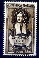 ITALIA 1953 - ARCANGELO CORELLI  NUOVO  **