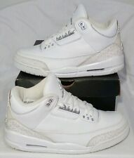 "Nike Air Jordan 3 Retro ""Pure Money"" (2007) Sz 8 136064-103"