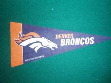 DENVER BRONCOS  NFL LICENSED MINI PENNANT, NEW