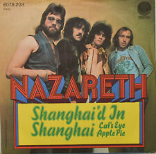 "NAZARETH - Shanghai´d In Shanghai - Cat´s Eye Apple Pie - 7""  (L430)"