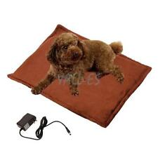 110V 240V Electric Heating Heater Pet Dog Cat Heated Mat Pad Blanket Bed