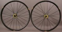Mavic Crossmax Pro Carbon 29er BOOST Mountain Bike Wheelset Shimano MSRP $2199