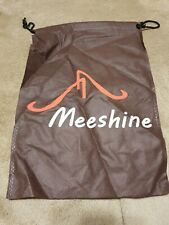 4 Meeshine Brown Replacement Shoe Bags