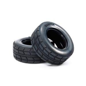 Tamiya 51589 On Road Racing Truck Tires 2 :TT-01 E TT-02