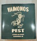 Mezco Breaking Bad - Walter White, Vamonos Pest Edition, Orange Hazmat, Boxed.