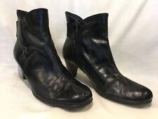 Aerosoles Short Black Ankle Boots 9M