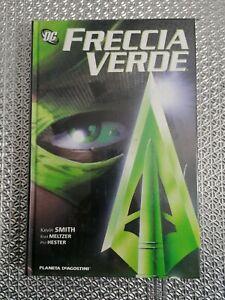 Omnibus Freccia Verde Di Kevin Smith Blisterato - Planeta De Agostini Dc Comics