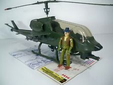 Vintage Missile Assault Copter Dragonfly 1983 GI Joe