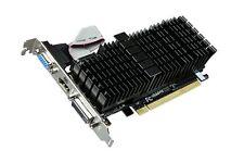 GeForce N710 SILENT Media Centre PCIe Video Card DVI/HDMI/VGA Twin Monitor Quiet