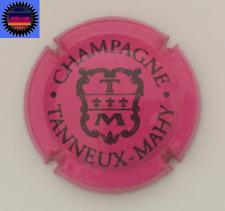 Capsule de Champagne TANNEUX-MAHY Rose et Noir !!!!
