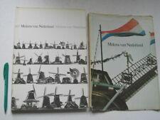 MOLENS van Nederland, Besselaar + foto's + kaarten
