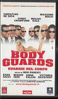 Body Guards. Guardie del corpo (2000) VHS