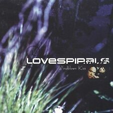 Windblown Kiss by Lovespirals (Cd Jun-2002)***