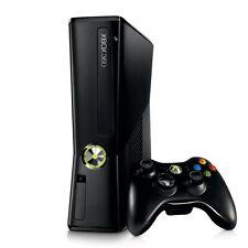 Microsoft Xbox 360 60GB Slim Console w/ Accessories!  UPGRADED w/ 60 GB HD!