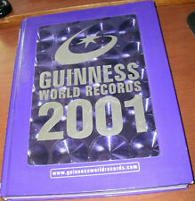 GUINNESS WORLD RECORDS 2001 HC