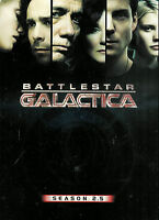 Battlestar Galactica ~ Season 2.5 ~ 3-Disc DVD Set ~ FREE Shipping Within USA